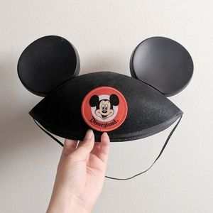 Mickey Mouse Ears Hat